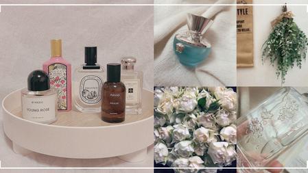 讓人數次回頭的香氣!『質感女友香水推薦』→將花香轉換成疼愛指數,後味飄來的柔粉麝香,讓男友想抱緊處理♡