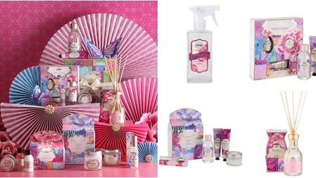 又一絕美限量系列登場!SABON晶透夢境,東京縮影的和式萬花筒限量包裝+清新茉莉橙花主香調系列!