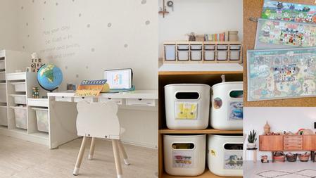 日本媽媽好會收→『10種兒童收納法』玩具、書本、文具等,通通收乾淨,小孩也跟著愛收起來、生活品質提升200%!