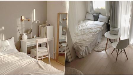 日本小姐姐風「4種房間整頓術」小空間也能打造樣品屋級MY ROOM,徹底消滅濃重生活感!