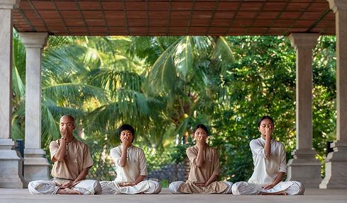 Nadi Shuddhi Pranayama Yoga