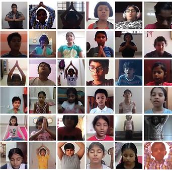 children yoga online