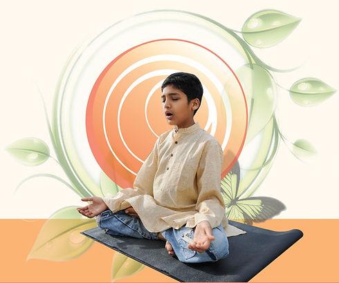 Online yoga children