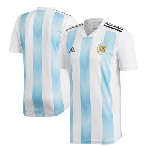 d60121632 Argentina Home World Cup Jersey 2018