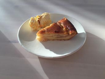 冬の美容薬膳〜りんごのヨーグルトケーキ〜
