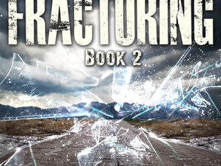 Cover Reveal for The Fracturing