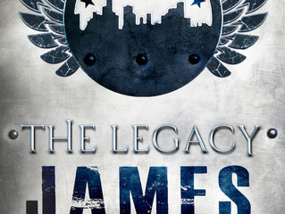THE LEGACY: JAMES