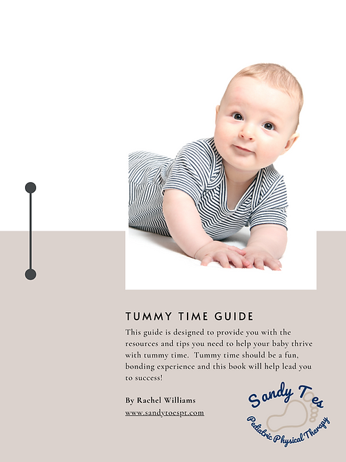 Tummy Time Guide