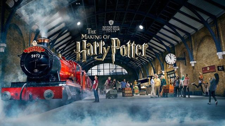 Warner Bros Studio Tour London Departing Friday 14th May 2021