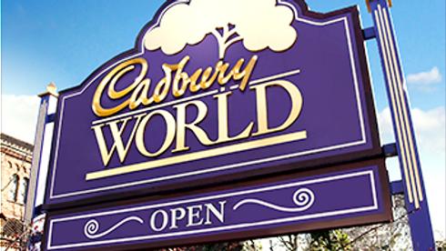 Easter at Cadbury's World 05/4/2021