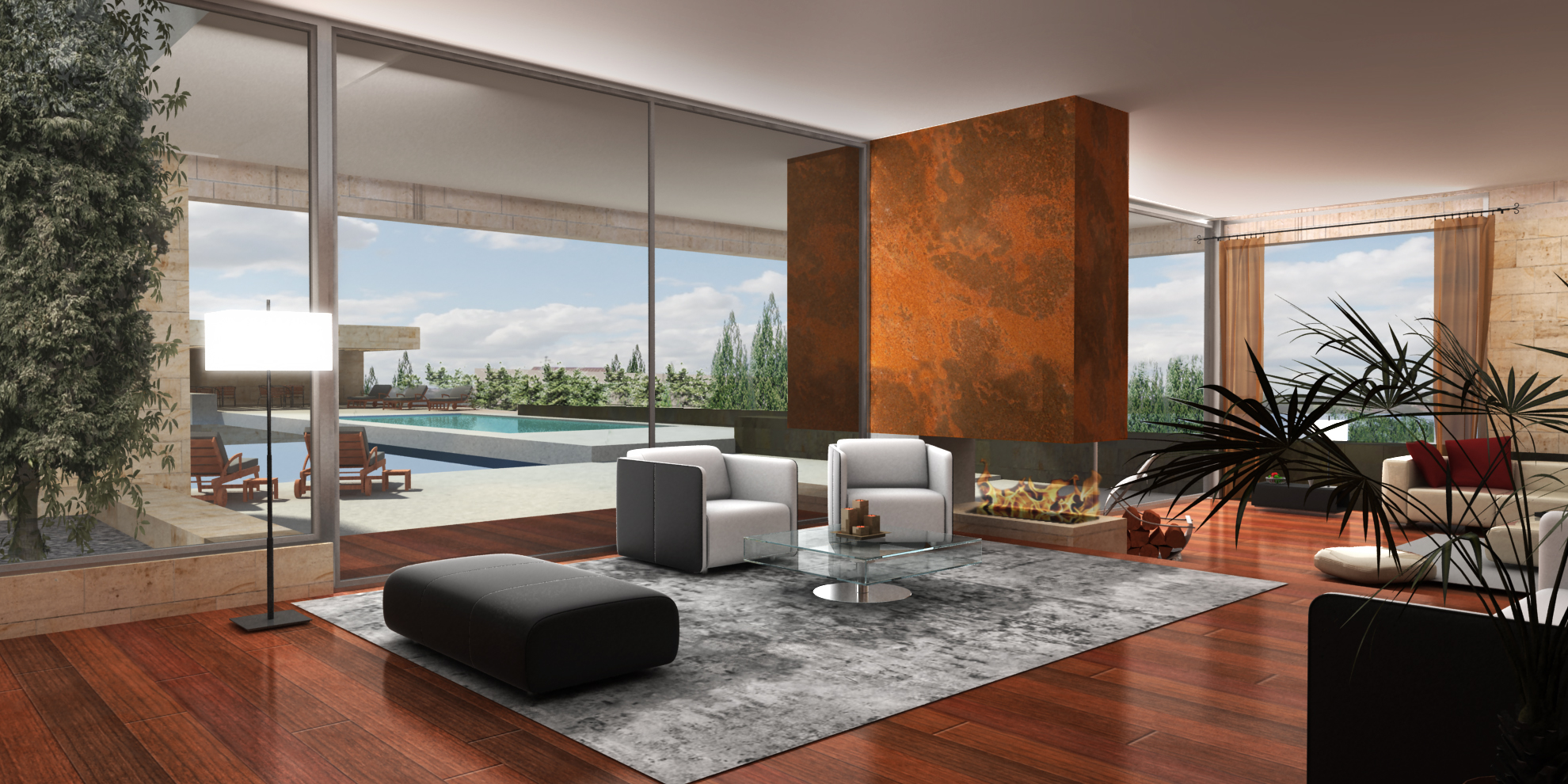 Interior -Living