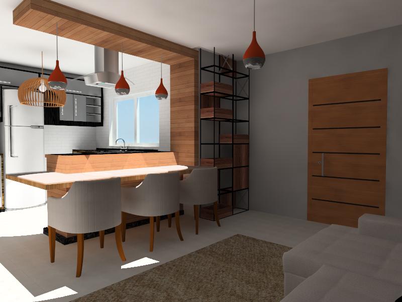 Interior - Apartamento