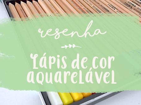 RESENHA 01 | Lápis de cor aquarelável