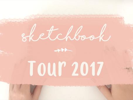 SKETCHBOOK 01 | Tour 2017