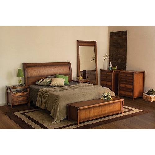 Dormitorio Neo Indiano