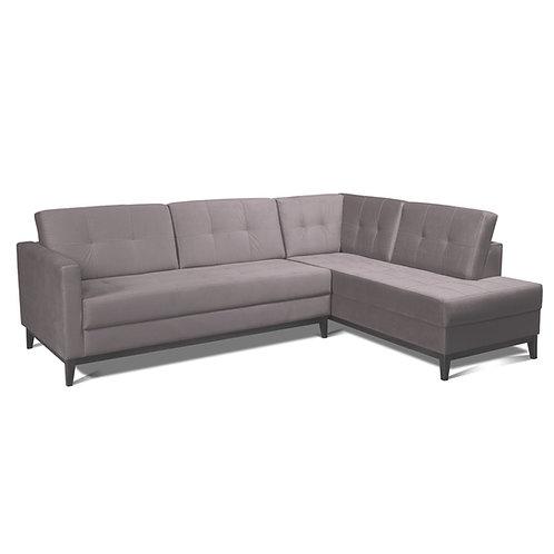 Sofa Torino con chaise - 2,10