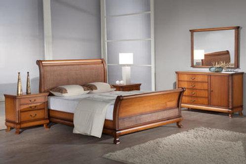 Dormitorio Milán