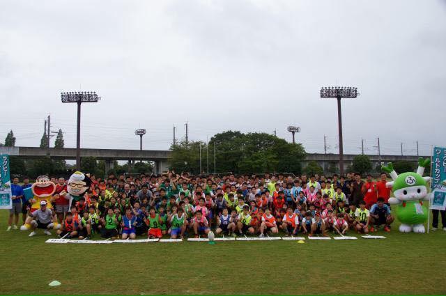 『深谷ラグビーフェスティバル』ラグビー交流イベント