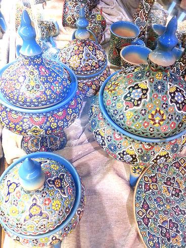 イランのミナカーリー(ミナカリ、ミーナカーリー))