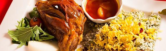 ペルシャの煮込み料理 Persian Setew