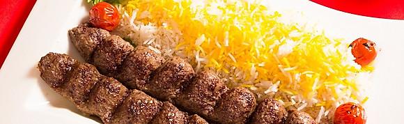 ペルシャのケバブ料理 Persian Kabab Cuisine