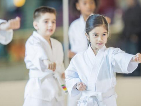 9 Benefits of Martial Arts for Kids Who Learn and Think Differently