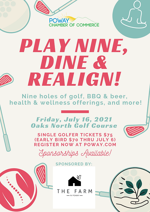 Play Nine, Dine & Realign Poster[3251].png