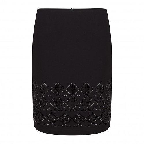 Esqualo / Studded Mini Skirt