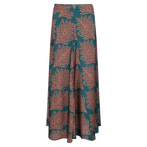 Esqualo Fern Print Skirt