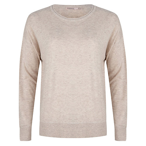 Esqualo Curling Edge Cashmere Sweater