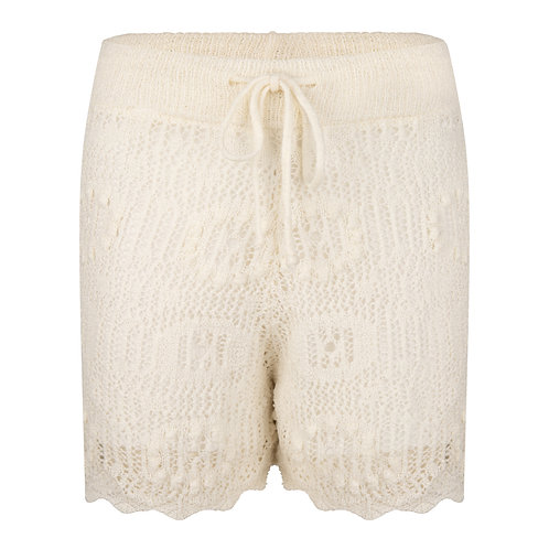 Esqualo Crochet Shorts