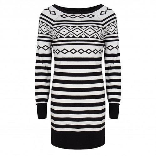 Esqualo / Jacquard Dress