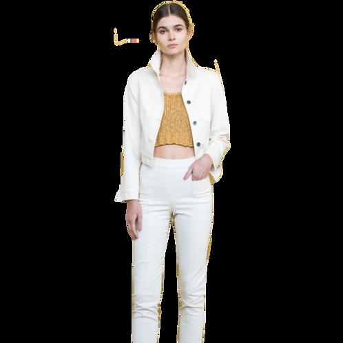 Ioanna Kourbela / Short Jean Jacket