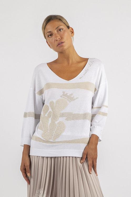 Elisa Cavaletti Knit Pullover