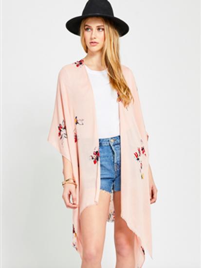 Gentle Fawn / Havana Kimono Scarf
