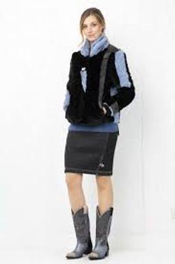 Ellisa Cavaletti / Fur Coat