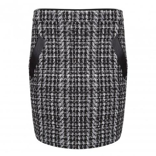 Esqualo / Tweed Skirt