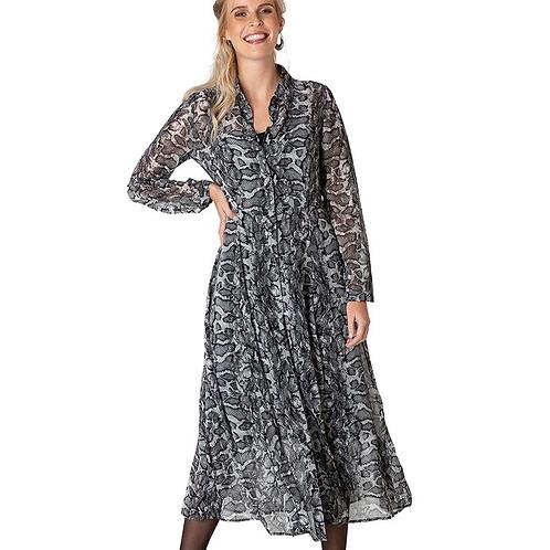 Yest / Snake Print Dress