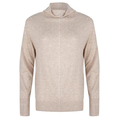 Esqualo Cashmere Stripe Sweater