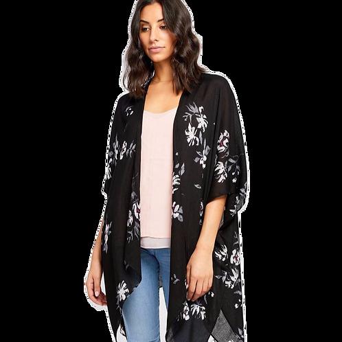 Gentle Fawn / Heron Kimono