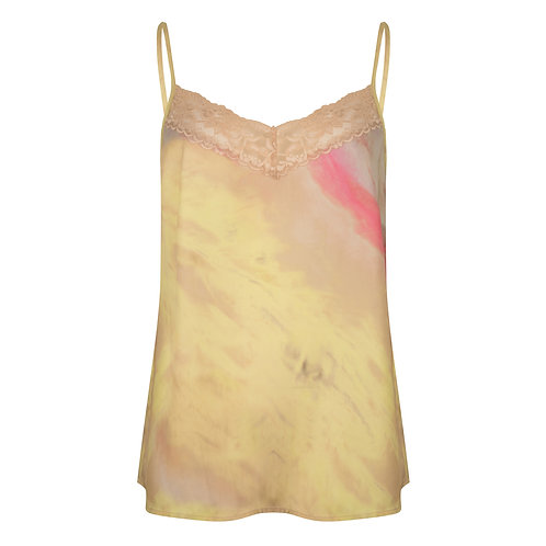 Esqualo Blurred Print Camisole