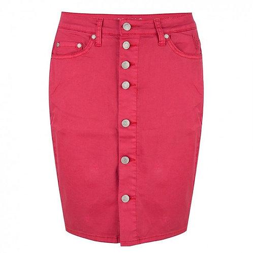 Esqualo / Dyed Button Skirt
