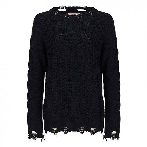 Esqualo / Chenille Sweater