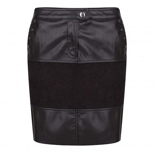 Esqualo / Suede Skirt
