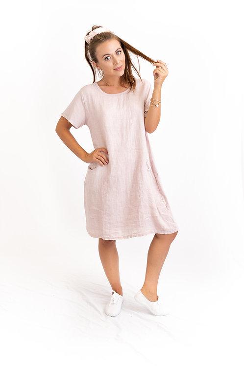 Me & Gee Short Sleeve A-Line Dress