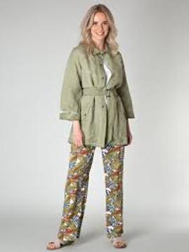 Yest /  Soft Green Jacket