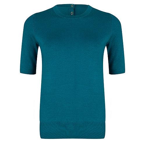 Esqualo Short Sleeve Sweater