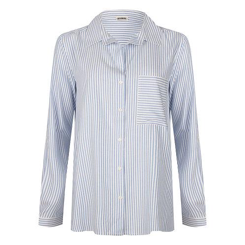Esqualo Striped Blouse