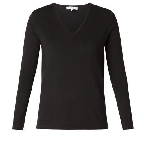 Basic by Yest V-Neck Sweater