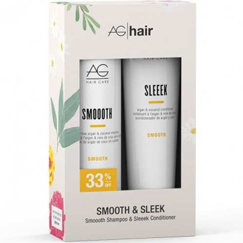 AG / Smooth + Sleek Set